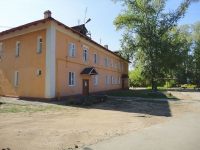 Otradny, Sovetskaya st, house 44. Apartment house