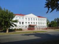 Отрадный, улица Советская, дом 48. школа №2