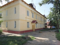 Otradny, Sovetskaya st, house 52. Apartment house
