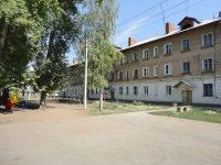 Otradny, Sovetskaya st, house 60. Apartment house