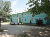 Otradny, Sovetskaya st, house 62. Apartment house