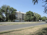 Otradny, Sovetskaya st, house 66. Apartment house