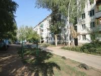 Otradny, Sovetskaya st, house 92А. Apartment house