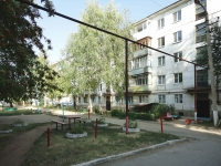 Otradny, Sovetskaya st, house 92. Apartment house