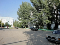 Otradny, Sovetskaya st, house 102. Apartment house