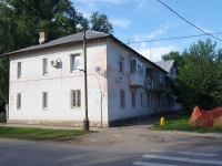 Otradny, Sovetskaya st, house 54. Apartment house