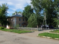 Otradny, Sovetskaya st, house 61. Apartment house