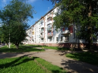 Otradny, Sovetskaya st, house 67. Apartment house