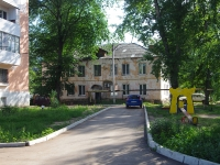 Otradny, Sovetskaya st, house 81. Apartment house