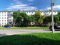 Otradny, Sovetskaya st, house 89. Apartment house