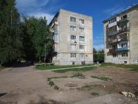 Otradny, Sovetskaya st, house 90А. Apartment house