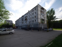 Otradny, Sovetskaya st, house 94. Apartment house