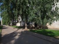 Otradny, Sovetskaya st, house 98. Apartment house
