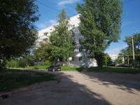 Otradny, Sovetskaya st, house 106. Apartment house