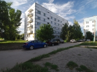 neighbour house: st. Sovetskaya, house 106. Apartment house