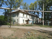 Otradny, Sportivnaya st, house 33. Apartment house