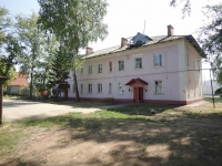 Otradny, Sportivnaya st, house 46. Apartment house