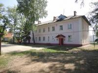 Otradny, Sportivnaya st, house 46. Apartment house