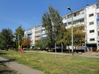Otradny, Sportivnaya st, house 62. Apartment house