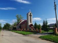 Отрадный, улица Физкультурников, дом 8. храм Православный Храм Рождество Христово