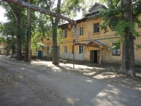 Otradny, Tsentralnaya st, house 5. Apartment house