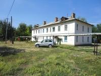 Otradny, Shkolnaya st, house 27. Apartment house