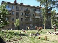 Чапаевск, улица Артиллерийская, дом 10А. многоквартирный дом