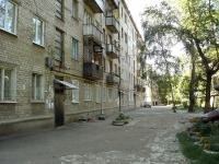Чапаевск, улица Артиллерийская, дом 10. многоквартирный дом