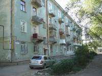 Chapaevsk, Artilleriyskaya st, house 12А. Apartment house