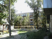 Chapaevsk, Artilleriyskaya st, house 12. Apartment house