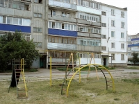 Chapaevsk, Vatutin st, house 4. Apartment house