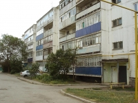 Chapaevsk, Vatutin st, house 6. Apartment house