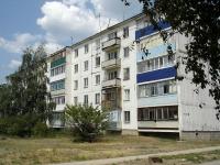 Chapaevsk, Vatutin st, house 6. Apartment house