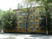 Chapaevsk, Vatutin st, house 15. Apartment house