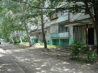 Chapaevsk, Vokzalnaya st, house 2. Apartment house