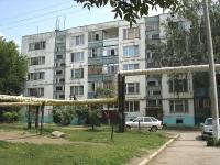 Чапаевск, улица Вокзальная, дом 4. многоквартирный дом