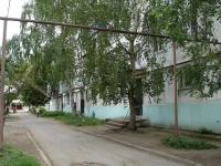 Chapaevsk, Vokzalnaya st, house 6. Apartment house