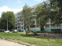 Chapaevsk, Vokzalnaya st, house 8. Apartment house