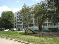 Чапаевск, улица Вокзальная, дом 8. многоквартирный дом