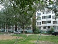 Чапаевск, улица Вокзальная, дом 10. многоквартирный дом