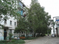 neighbour house: st. Vokzalnaya, house 12. Apartment house
