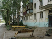 Чапаевск, улица Вокзальная, дом 12. многоквартирный дом