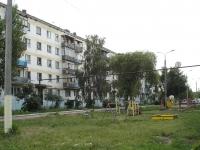 Чапаевск, улица Вокзальная, дом 14. многоквартирный дом