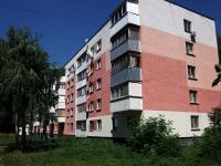 Чапаевск, улица Володарского, дом 5А. многоквартирный дом
