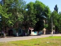 Чапаевск, улица Володарского, дом 4. многоквартирный дом