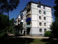 Чапаевск, улица Володарского, дом 5. многоквартирный дом