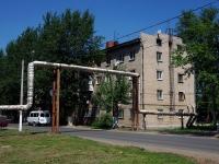 Чапаевск, улица Володарского, дом 6. многоквартирный дом