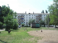 Chapaevsk, Dzerzhinsky st, house 16. Apartment house