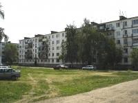Чапаевск, улица Дзержинского, дом 18. многоквартирный дом