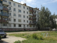 Chapaevsk, Dzerzhinsky st, house 18. Apartment house